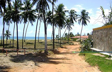 Praia da Lagoa do Pau