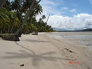 Vista na Praia de Carneiros