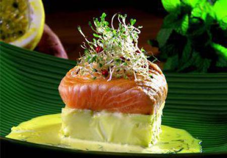 Bartrô Restaurante - Salmão Bartrô foi o prato vencedor do Festival Gastronômico de 2014