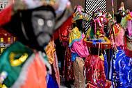 Dança dos Mascarados é atração local
