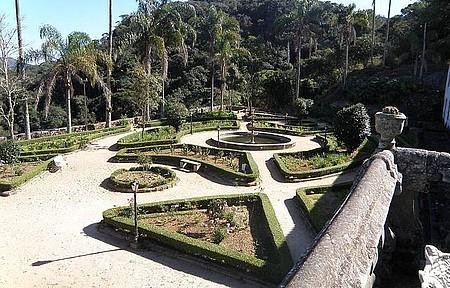 Caraça - Jardins