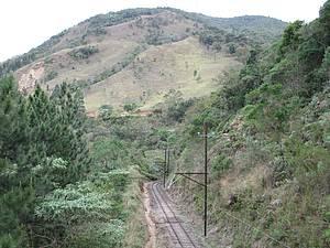 Passeio de trem at� Santo Ant�nio do Pinhal