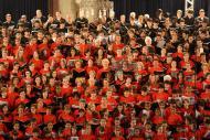 Coral se apresenta na Igreja do Rosário