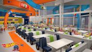 Hot Wheels: nova área temátca tem shows e restaurante