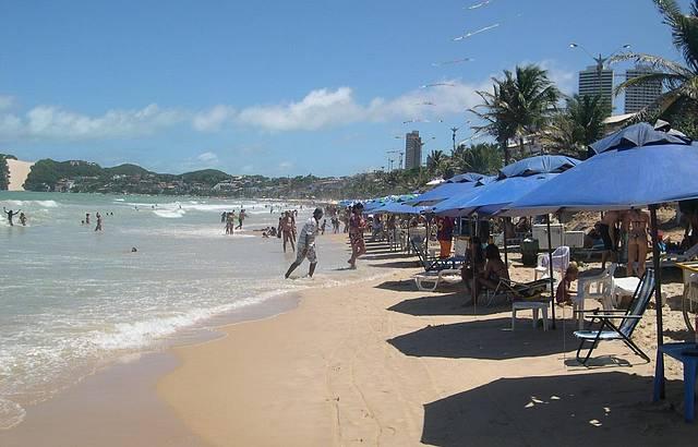 Praia de Ponta Negra