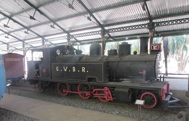 A História Ferroviária de Pernambuco