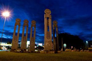 Monumento ao Sapateiro: Homenagem merecida<br>