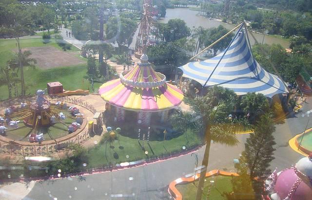Vista Panorâmica do Parque