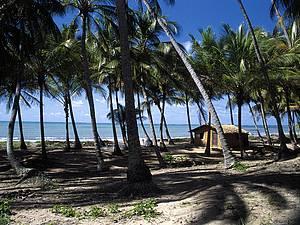 Tranquilidade: Clima rústico é marca registrada da maioria das praias -