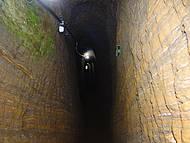 Visita guiada, explicações sobre as minas e história do ouro