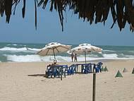 Um lugar lindo de belas praias