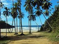 Praias maravilhosas, pouco frequentadas.