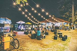 Noites de arte e cultura em Belo Horizonte (MG)