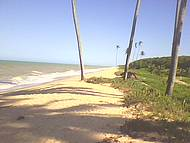 Vista da Tarde da Praia do Capitão
