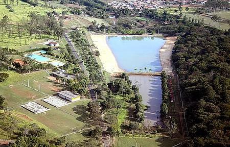 Parque Pinheirinho - Ponto de encontro e de lazer das famílias