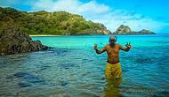 Um ótimo lugar para mergulhar