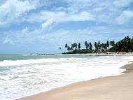 Uma delícia de praia, litoral sul da Paraíba