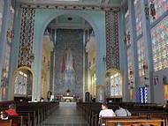 Maior templo católico da cidade