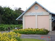 Parada na estação de Garibaldi