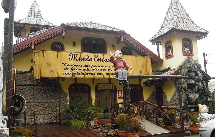 Armario Planejado Cozinha Pequeno ~ Mundo Encantado, Gramado Veja dicas no Férias Brasil