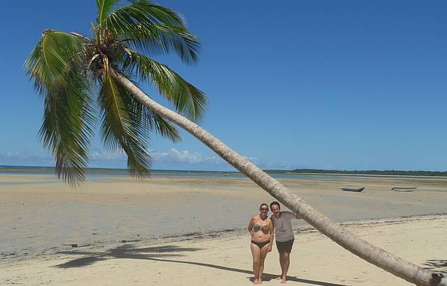 Praia de coeiras