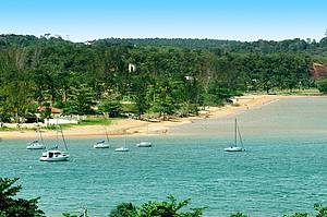 Santa Cruz: Praias para todos os gostos<br>