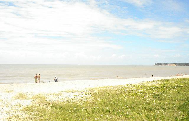 Praia de Cabo Branco - Litoral Norte