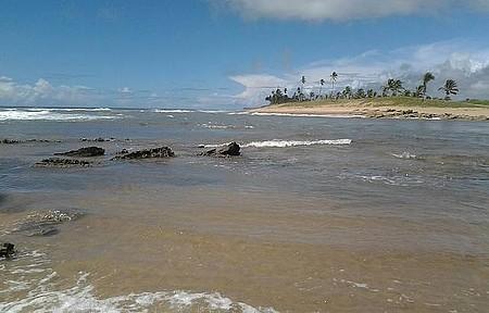 Praia da Barra - Vale a Pena CONHECER...MAR e Rio