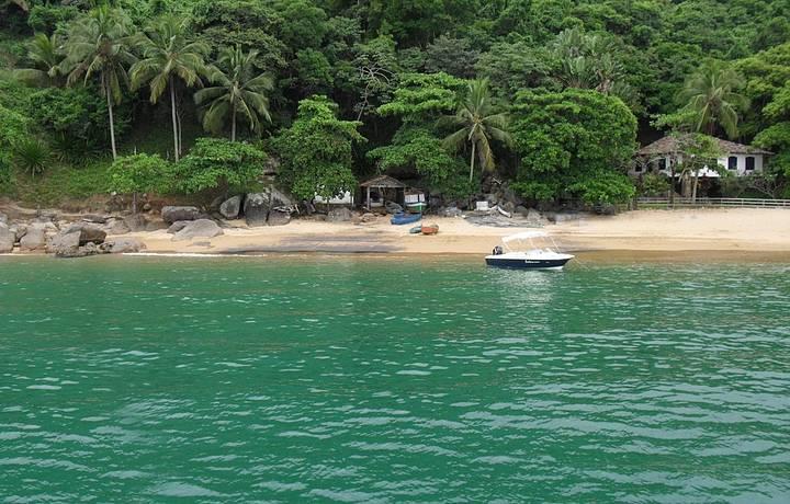 Passeio de barco, praia da Fome
