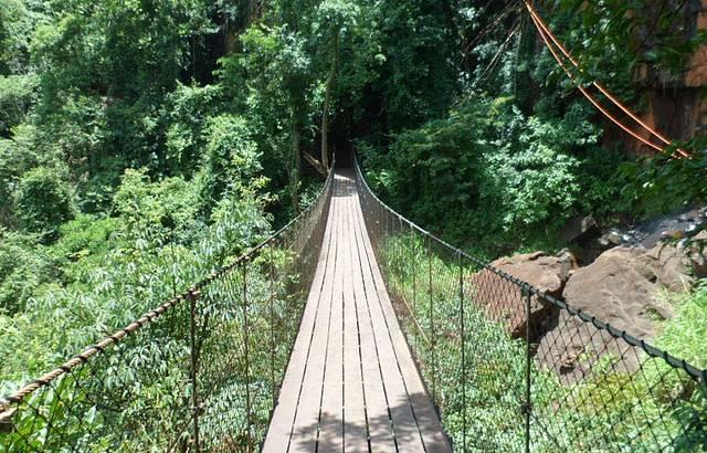 Ponte Cachoeira Santo Antonio