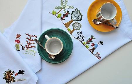 Café Igaraí - Artesanato inspirado no fruto é encontrado no Mercado da Terra