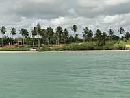 Atravessando o belo rio Guriú