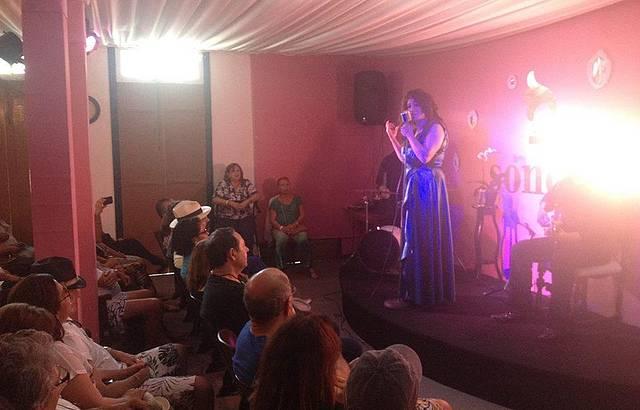 Musical sobre cantoras teve show de Maysa