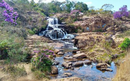 Parque Nacional da Serra do Gandarela - Cachoeira do Viana