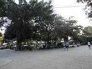 Praça - Onde ficam os barzinhos para curtir a noite em Trancoso