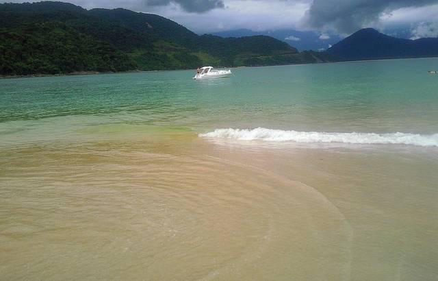 Inicio de tarde na Ilha do Prumurim. Que paraíso!