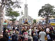 Festas de Agosto-Missa Campal