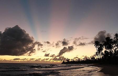 Ponta do Muta - Nascer do Sol