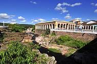 Cidadezinha preserva arquitetura e tra�os de �poca