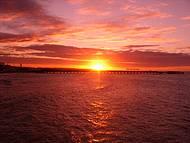 Pôr-do-Sol na Ponte dos Ingleses - Fortaleza