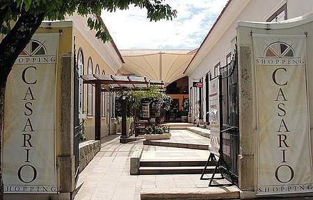 Shopping Casario - No Centro (em frente a Praça)