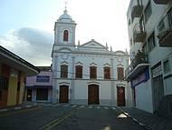Igreja de São Benedito, Construída por Escravos em 1855