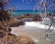 Praia oficial de nudismo, Tambaba � uma das mais bonitas da regi�o