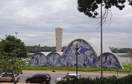 Conjunto Arquitetônico da Pampulha - Igreja São Francisco de Assis