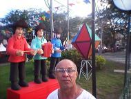 Praça Principal no Alto do Moura