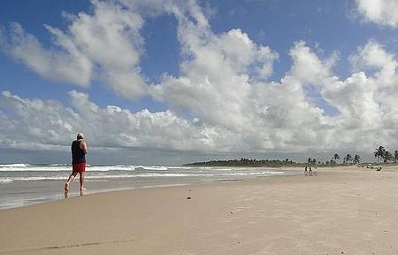 Praia do Francês - Para curtir o concorrido cenário, vá cedinho