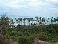 Praia de águas translúcidas e com uma ótima estrutura