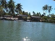 Passeio de barco pelo rio Mamanguape
