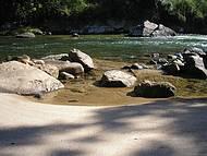 Encontro dos Rios Bonito e Macaé