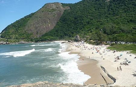 É um dos lugares mais lindos da Cidade do Rio de Janeiro